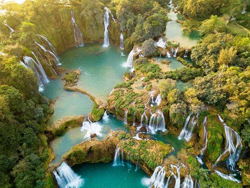 Ba Be lake - Ban Gioc Waterfall - 3 Days 2 Nights