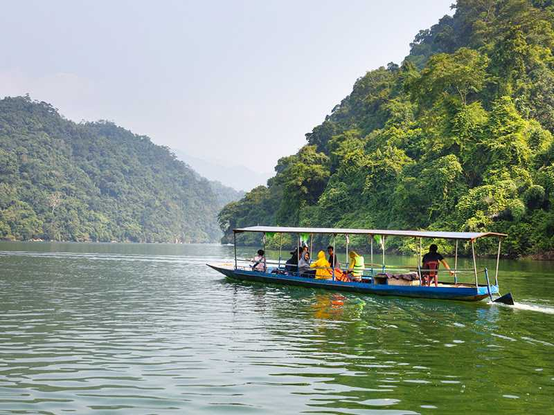 Ba Be Tours 2D1N: Ba Be National Park & Ba Be Lake