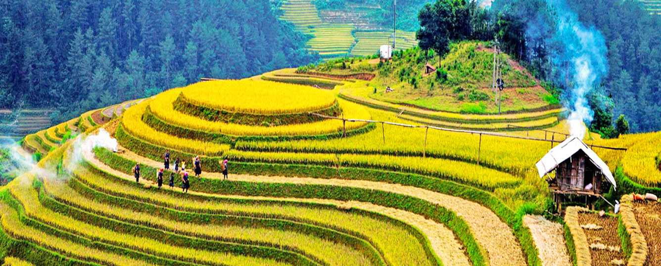 Ha Giang Tours 2 Days 1 Night (Night Bus - Group Tour)
